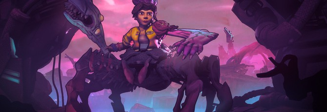 20 минут геймплея Rad от Game Informer