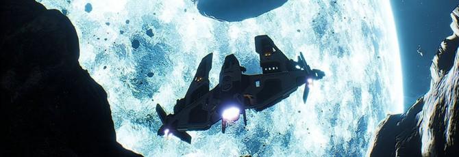 Rockfish опубликовала скриншоты своего неанонсированного космического шутера
