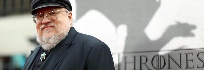 """Джордж Мартин: Ситуация вокруг концовки """"Игры престолов"""" не повлияет на романы"""