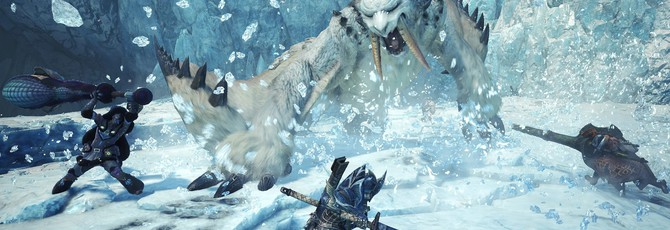 Кастомизация дома Monster Hunter World: Iceborne в новом геймплейном ролике