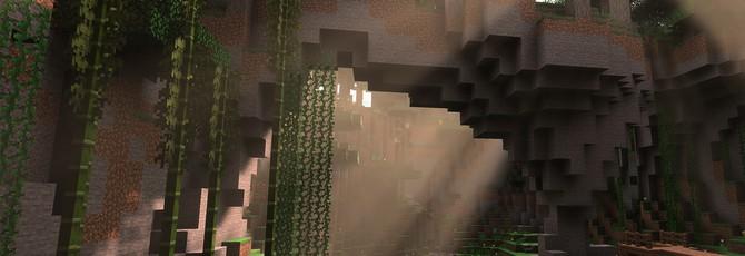 Nvidia и Microsoft официально добавили трассировку лучей в Minecraft — трейлер и скриншоты