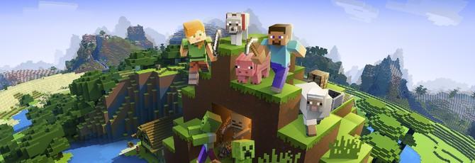 UK-чарт: Minecraft почти вернула себе лидерство