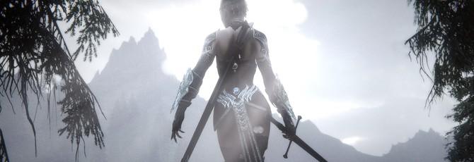 Мод для Skyrim добавляет возможность разрушать объекты