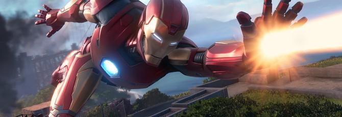 Официальный геймплей Marvel's Avengers