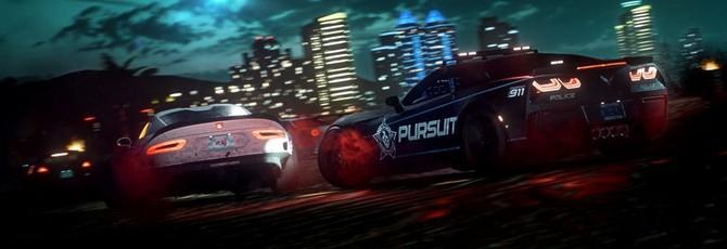 Семь минут геймплея Need for Speed: Heat в 4K