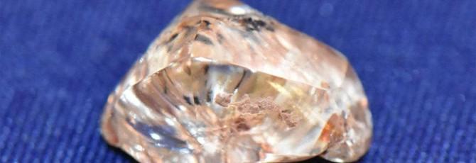 Американка нашла бриллиант в 3.72 карата, когда смотрела на ютубе руководство по поиску бриллиантов