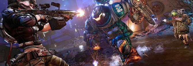"""Видеодневник разработчиков Borderlands 3 о создании """"миллиарда видов оружия"""""""