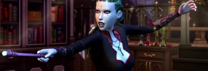 С паком Realm of Magic в The Sims 4 вернется магия и волшебство