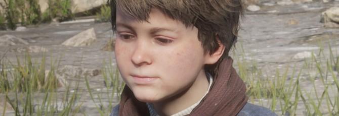 Маленький хулиган — моддер сделал Джека Марстона главным героем RDR 2