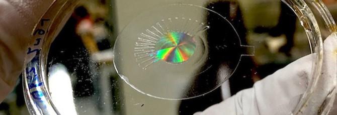 Ученые создают электронные линзы, которые работают лучше человеческого глаза