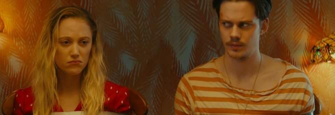 Билл Скарсгорд в трейлере комедийной драмы Villains