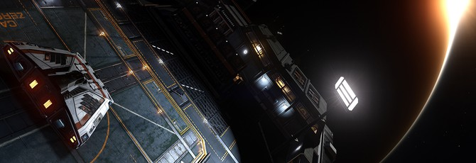 Gamescom 2019: Разработчики Elite: Dangerous показали авианосцы из следующего апдейта