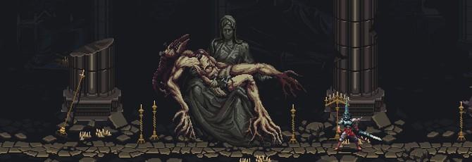 Gamescom 2019: 12 минут геймплея мрачной метроидвании Blasphemous