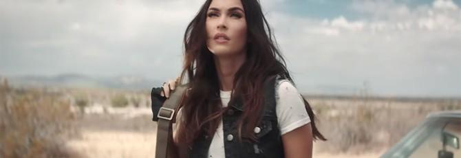 Меган Фокс снялась в рекламе Black Desert для PS4