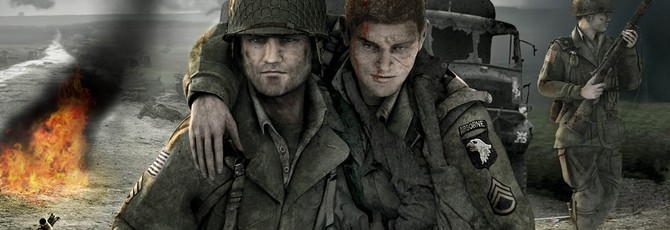 Gearbox: Без Brothers in Arms не было бы и Borderlands