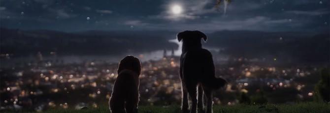 """D23: Первый трейлер лайв-экшена Disney """"Леди и Бродяга"""""""