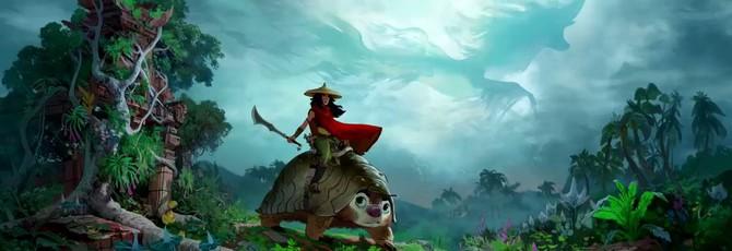 D23: Disney анонсировала анимационный фильм Raya and the Last Dragon