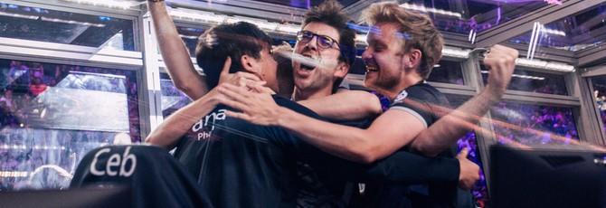 Команда OG впервые в истории становится двукратными чемпионами The International в дисциплине Dota 2