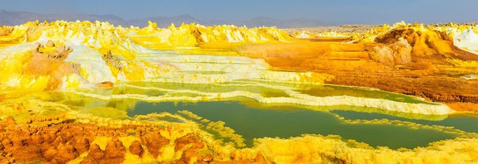 "10 самых ""внеземных"" мест на Земле от National Geographic"