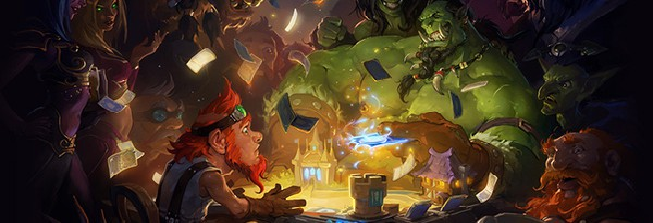 Новый проект Blizzard – карточная игра Hearthstone