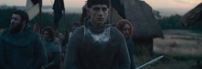 Первый тизер исторической полнометражной драмы The King от Netflix