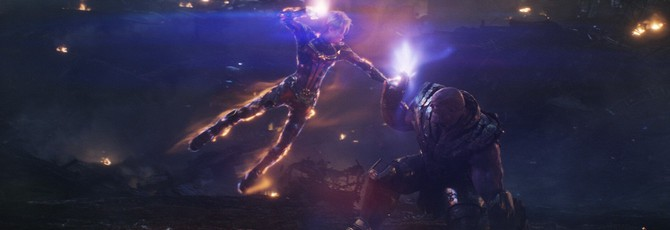 "Концепт ""Мстители: Финал"" с D23 представляет реванш Халка над Таносом"