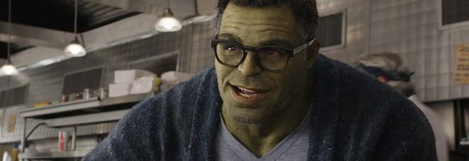 """Взгляните на видео превращения Халка в Профессора Халка из """"Мстители: Финал"""""""