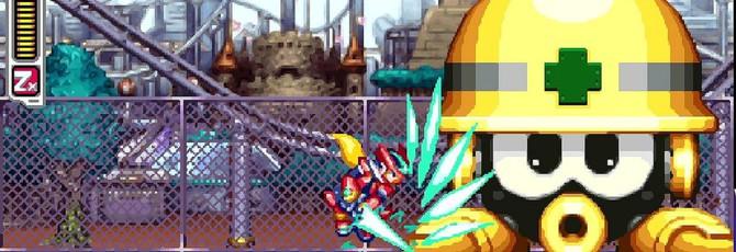 Коллекция Mega Man Zero/ZX Legacy выйдет на PC и консолях в 2020 году