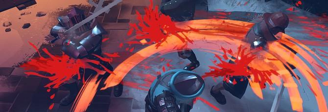 Разработчики Trine анонсировали и выпустили командный файтинг Boreal Blade