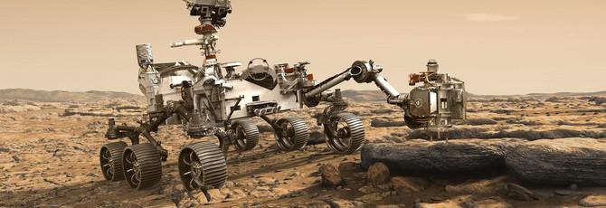 NASA просит студентов и детей придумать название роверу для миссии Mars 2020