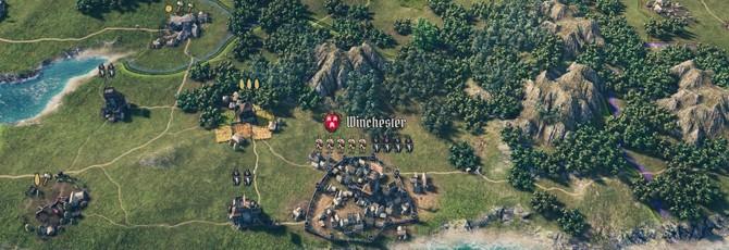 Первый взгляд на геймплей стратегии Knights of Honor 2: Sovereign