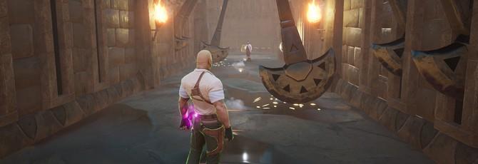 Новый геймплейный трейлер JUMANJI: The Video Game