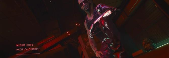 Некоторые поклонники Cyberpunk 2077 не впечатлены видом Киану Ривза в новом геймплейном видео