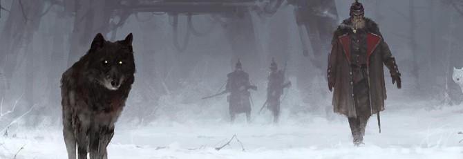 Саксония против Полании — 37 минут мультиплеера Iron Harvest