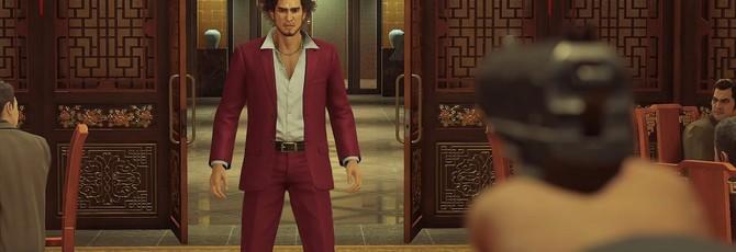 Sega объяснила, как работают пошаговые бои в Yakuza 7
