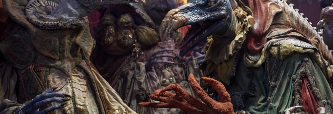 Над кукольным фэнтези Dark Crystal: Age of Resistance работало более 2500 человек