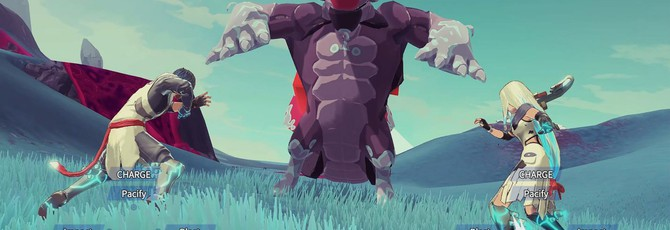 Новый геймплей Haven — адвенчуры от разработчиков Furi