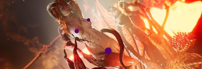 [NSFW] Новые скриншоты сексуального хоррора Succubus