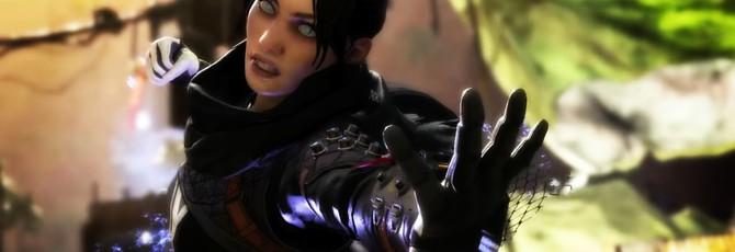Новый сюжетный трейлер Apex Legends о Wraith