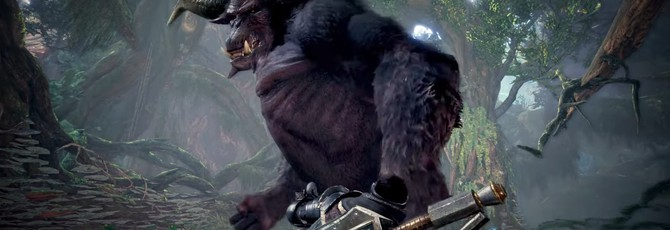 Capcom анонсировала первое бесплатное DLC для Monster Hunter World: Iceborne