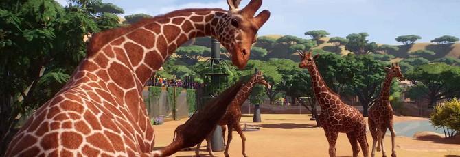 Строительство зоопарка в Индии в геймплее Planet Zoo