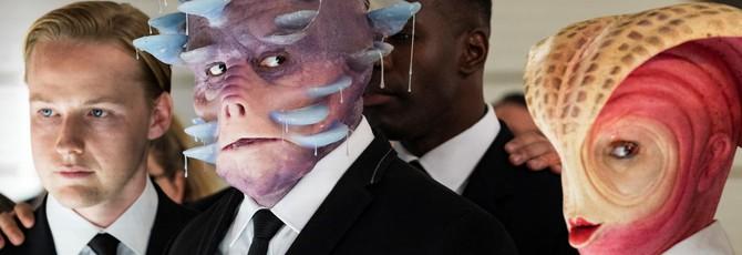 """Как создавались спецэффекты в блокбастере """"Люди в черном: Интернэшнл"""""""