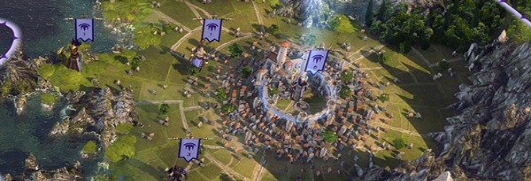 Геймплейное видео Age of Wonders III с GDC 2013