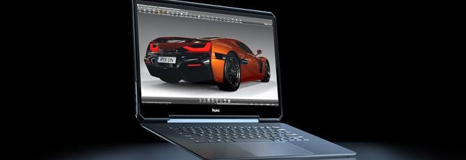 Nvidia представила RTX Quadro 6000 — самую мощную графику для ноутбуков