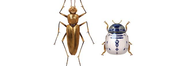 """Что общего между жуками и """"Звездными Войнами""""? Выставка художника  Ричард Уилкинсона"""