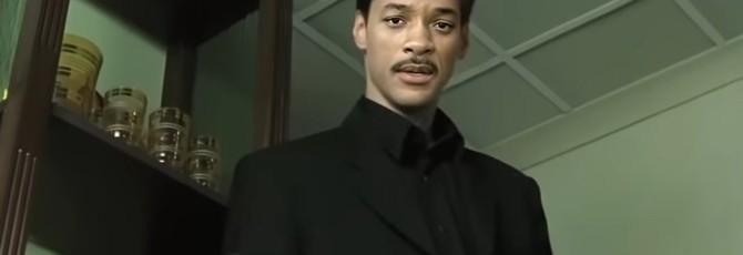 Deepfake: Уилл Смит заменил Киану Ривза в роли Нео