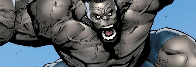 В Marvel's Avengers можно будет сыграть за Серого Халка