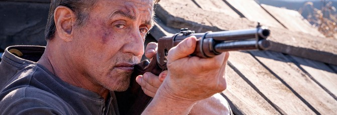 """Сильвестр Сталлоне против мексиканского картеля в новом трейлере """"Рэмбо: последняя кровь"""""""