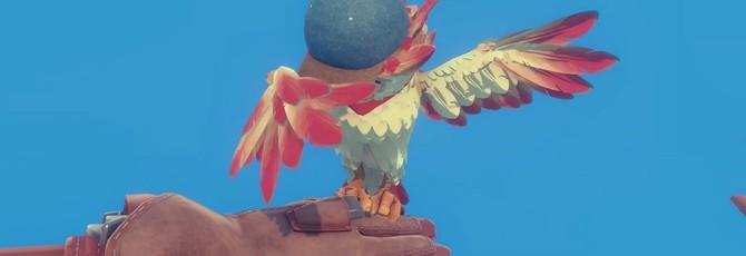 Приключение Falcon Age с милым ручным соколом вышло на PC