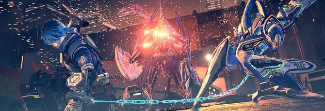 Геймдизайнер  Astral Chain раскрыл подробности создания Легиона